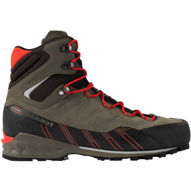 Mammut Kento Guide High GTX Zapatillas Hombre, tin/spicy